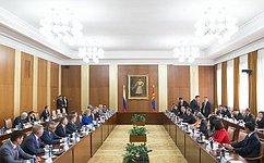 Парламентарии России иМонголии договорились окоординации законотворческой деятельности