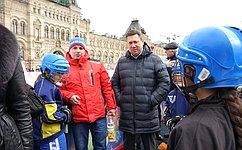 В.Полетаев: Развитию детского спорта населе нужно уделять больше внимания