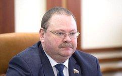 О. Мельниченко: Программа посоциально-экономическому развитию Дальнего Востока иБайкальского региона требует корректировки
