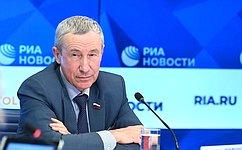 А. Климов: СМИ, интернет-платформы, социальные сети должны вполной мере учитывать требования российского законодательства