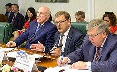 К.Косачев: ВСовете Федерации рассчитывают наактивизацию российско-японского взаимодействия поконкретным направлениям
