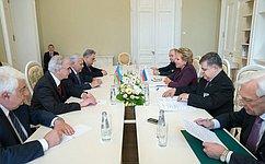 Вотношениях между Россией иАзербайджаном нет проблемных вопросов— Председатель СФ