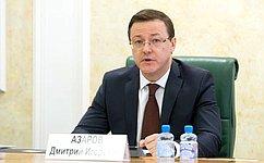 Потенциал молодёжи вразработке общественно значимых инициатив колоссален— Д.Азаров