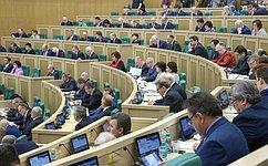 Состояние сельских печатных СМИ исоздание Музея космонавтики вКрыму обсудили сенаторы входе «парламентской разминки»