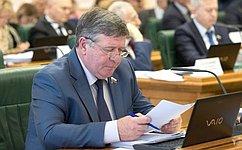 Изучение иразвитие Арктики является приоритетным направлением развития России— В.Семенов