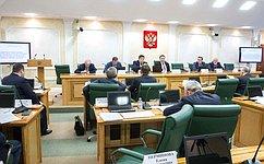 Тему сохранения финансовой стабильности субъектов РФ напримере Ставропольского края рассмотрел профильный Комитет СФ