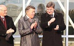 В. Озеров выступил наторжествах, посвященных 75-летию Хабаровского края