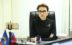 Т. Кусайко выступила наIII Всероссийском форуме поорфанным заболеваниям