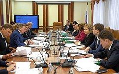 В. Матвиенко переизбрана надолжность председателя Наблюдательного совета Российского университета дружбы народов