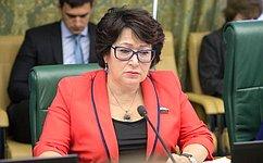 Для полноценной работы парламентарию необходим постоянный контакт снаселением– Л.Талабаева