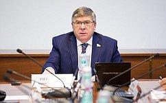 Внутренняя политика России направлена насоциальную адаптацию каждой категории населения— В.Рязанский