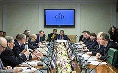 Комитет СФ поэкономической политике рекомендовал кодобрению палатой закон, вводящий понятие госконтроля забезопасностью объектов ТЭК