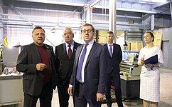Инновационные технологии повысят конкурентоспособность отечественной продукции– А.Майоров