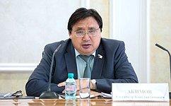 А.Акимов: Необходима оперативная корректировка законодательства окоренных народах
