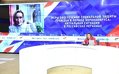 Члены Комитета СФ посоциальной политике рассказали омерах поборьбе скоронавирусом, принятых врегионах