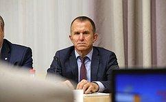 В. Кравченко принял участие взаседании Попечительского совета Губернаторского Светленского лицея вТомске