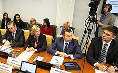 Сенаторы рассмотрели вопросы создания единого здоровьесберегающего образовательного пространства Ростовской области
