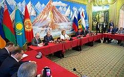 Форум «Дети Содружества» стал значимым международным мероприятием— В.Матвиенко