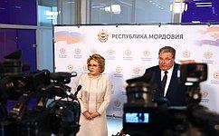 Повышение НДС незатронет интересы социально незащищенных категорий граждан– В.Матвиенко