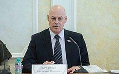 Важно привлекать молодых законодателей кконтролю завыполнением государственных программ– В.Круглый