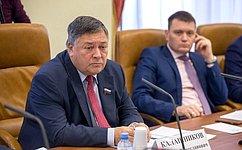 ВСовете Федерации обсудили законопроект, уточняющий порядок проведения судебных экспертиз