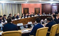 Развитие нефтегазовой отрасли имеет стратегическое значение для всей страны— А.Пронюшкин