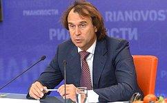 С.Лисовский принял участие вобсуждении реализации закона, посвященного устранению противоречий государственных реестров