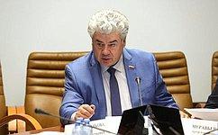 В. Бондарев: Активное развитие современных информтехнологий порождает новые угрозы государственной иобщественной безопасности