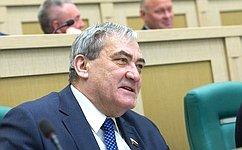 В.Штыров: Закон озапрете контактной притравки широко необсуждался всубъектах Российской Федерации