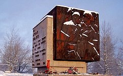 Обращение В.Матвиенко кжителям Санкт-Петербурга всвязи с76-й годовщиной прорыва блокады Ленинграда
