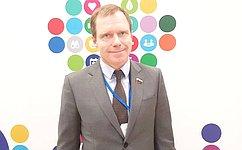 Нужно продолжать совершенствовать законодательство для развития волонтерского движения— А.Кутепов
