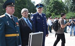 Выпускники костромской академии станут достойным пополнением офицерского корпуса Вооруженных сил России— М.Козлов
