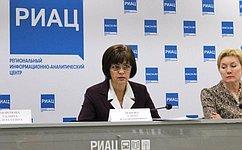 Е. Попова: Модель сопровождаемого проживания для детей-инвалидов покажет свою эффективность
