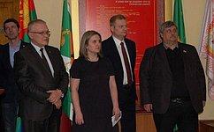 М. Козлов принял участие воткрытии вКостроме выставки моделей военно-исторической техники вминиатюре