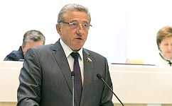 Воронежская область гордится своим социально-экономическим ростом идуховным капиталом— С.Лукин