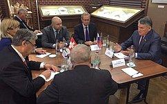Ю. Воробьев: Российско-швейцарский Суворовский Центр может стать новой площадкой для контактов представителей двух стран