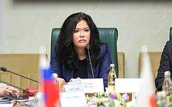 О.Белоконь: Новые высококвалифицированные кадры РУДН внесут большой вклад вразвитие страны