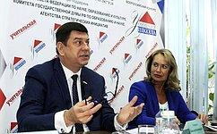 В. Смирнов: Нужно повышать социальный статус учителя