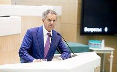 Российские сенаторы обсудили сзаместителем Председателя Национального Собрания Вьетнама развитие стратегического партнерства двух стран
