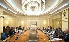 В. Матвиенко: Отношения между Россией иСербией вышли науровень подлинного стратегического партнерства