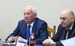 В.Кресс: Главная задача сотрудничества России иБеларуси всфере науки— формирование общего научно-технологического пространства