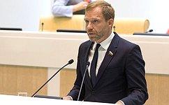 Сенаторы отменили требование опостоянном проживании врегионе для высших офицеров, делегируемых вСовет Федерации