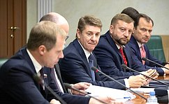 А. Шевченко: Необходим сбалансированный подход крегулированию деятельности унитарных предприятий