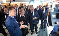 Дни Саратовской области прошли вСовете Федерации