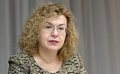 О. Епифанова приняла участие вэкспертной сессии программы сопровождения проектов «Женщина-лидер»