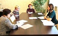 Н.Болтенко входе приема граждан вНовосибирске обсудила вопросы обеспечения жильем, социальных выплат, медобслуживания