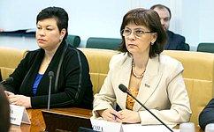 Е.Попова приняла участие вподведении итогов ежегодного конкурса «Царицынская муза»
