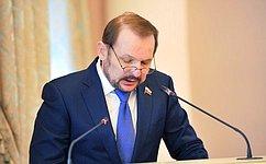 С.Белоусов: Село наравне сгородом должно развиваться как полноценная территориально-экономическая система