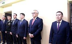Б. Жамсуев принял участие вмероприятиях, посвященных Году памяти иславы вЗабайкальском крае