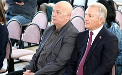 Валерий Пономарев: Подготовка камчатских юнармейцев должна быть навысоком уровне, чтобы достойно представлять нашу малую Родину